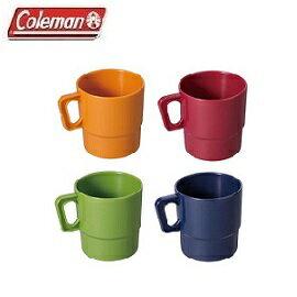 [ Coleman ] 北歐色彩馬克杯組 4入 / 公司貨 CM-21921