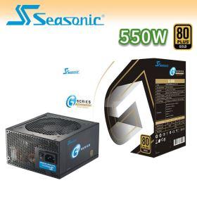 迪特軍3C:【迪特軍3C】SSR-550RM海韻SeasonicG-550W80Plus電源供應器80PLUSR認證、5年保固