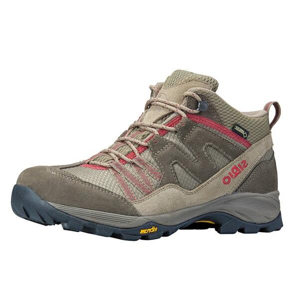 日本SIRIO-GoreTex中筒登山健行鞋(PF156)