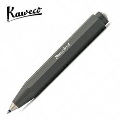 預購商品 德國 KAWECO SKYLINE Sport 系列原子筆 1.0mm 灰色 4250278608750 /支