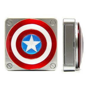【UNIPRO】美國隊長盾牌 LED行動電源 5000mAh 公司貨 正版授權 復仇者聯盟