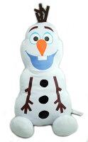 【UNIPRO】迪士尼 正版授權 冰雪奇緣 FROZEN 雪寶 Olaf 平面造型娃娃 玩偶 午安枕 抱枕