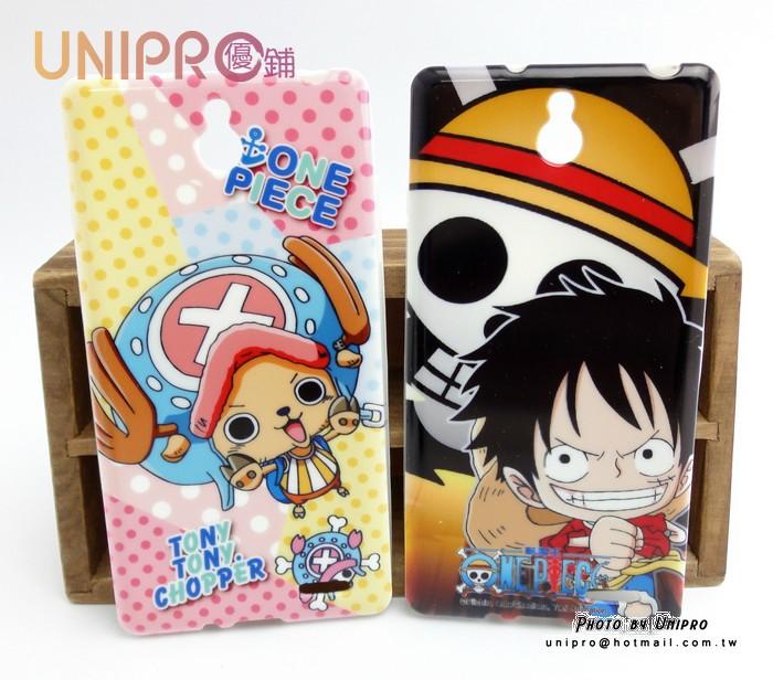 【UNIPRO】鴻海 Infocus M510 航海王 One Piece 手機殼 保護套 海賊王 喬巴 魯夫 索隆