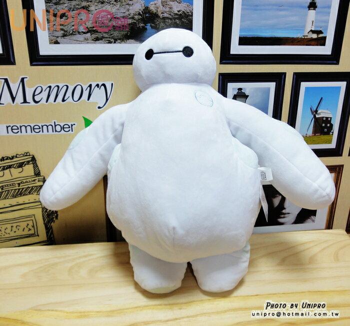 【UNIPRO】大英雄天團 Big Hero6 杯麵 BayMax 絨毛玩偶 娃娃 暖手枕 抱枕 迪士尼正版授權
