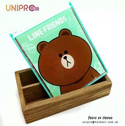 【UNIPRO】LINE 娃娃 表情 超大立鏡 布朗熊 熊大款 LINE FRIENDS 正版授權