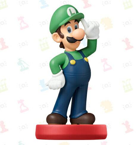 Amiibo ???? 路易奇 互動 Wii U/New3DS/New3DS LL 公仔 超級瑪莉系列