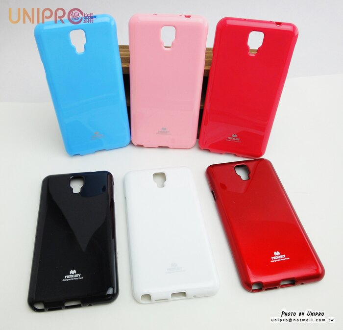 【UNIPRO】MERCURY Samsung Galaxy NOTE3 Neo 糖果色TPU亮粉 手機殼 保護套  矽膠軟套 SM-N7505