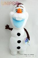 【UNIPRO】冰雪奇緣 FROZEN 雪寶 Olaf 12吋 長枕 抱枕 絨毛娃娃 玩偶