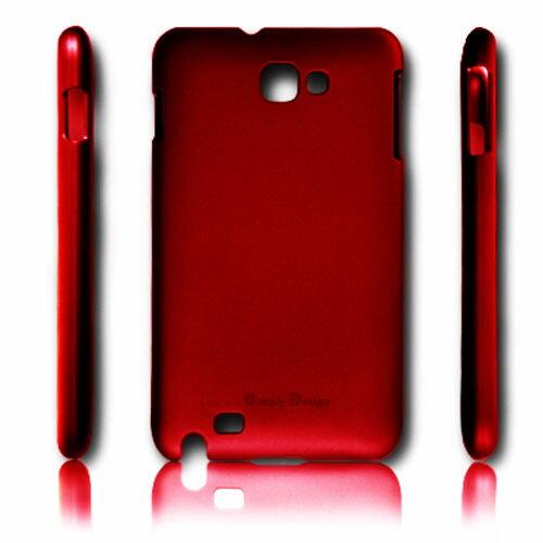 UNIPRO【N716】Simply Design Samsung Galaxy Note N7000 皮革漆保護殼 手機套 Metal-Slim