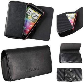 【UNIPRO】Metal-Slim 腰掛PU皮套 背夾 手機套 HTC Desire iPhone 4S 5C 5S SE 小米 S2 小尺寸手機適用