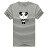 ◆快速出貨◆T恤.親子裝.情侶裝.班服.MIT台灣製.獨家配對情侶裝.客製化.純棉短T.瞇瞇眼貓熊【YC413】可單買.艾咪E舖 5