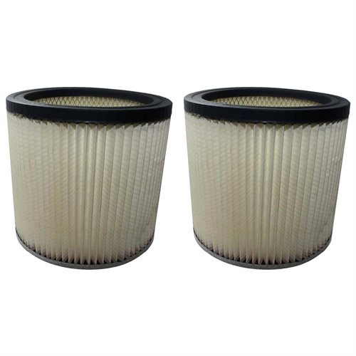 2 Shop-Vac Filter Cartridges Fit Wet & Dry Vacs Part # 90304, 9039800 & 88-2340-02 3d8fe6467bffb99d33eb611d9914fbe8