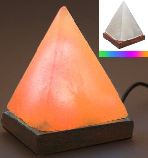 USB Rock Salt Lamp - Mini 0