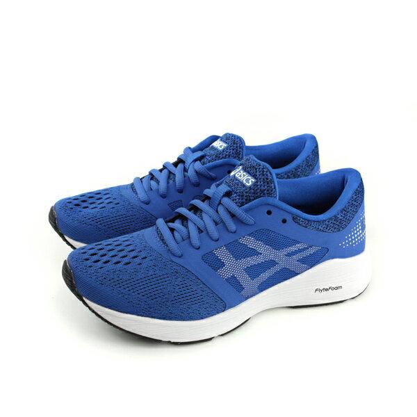 亞瑟士ASICSRoadHawkFFGS運動鞋童鞋藍色大童C743N-4501no301