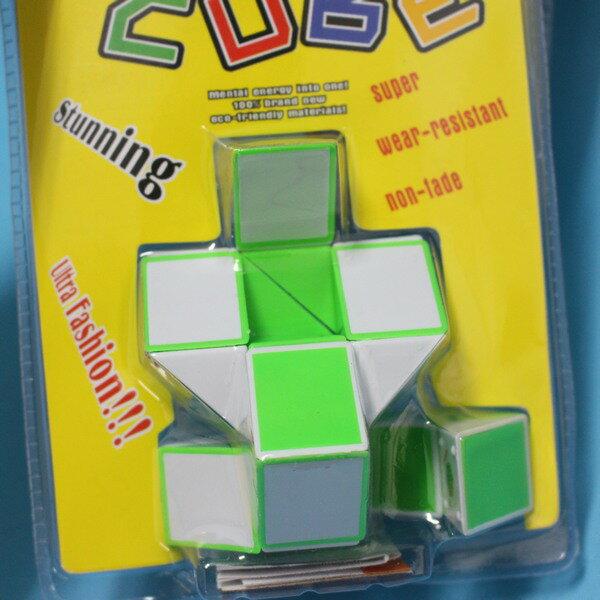 大24節智力魔尺 百變魔尺 505 魔術蛇玩具~一袋10個入~ 促 #80 益智玩具~CF