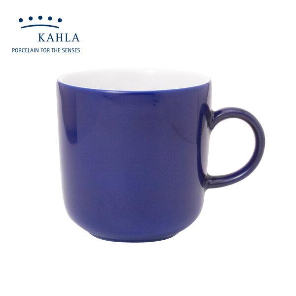 德國KAHLA藍調之美(夜藍NightBlue)-300ML馬克杯