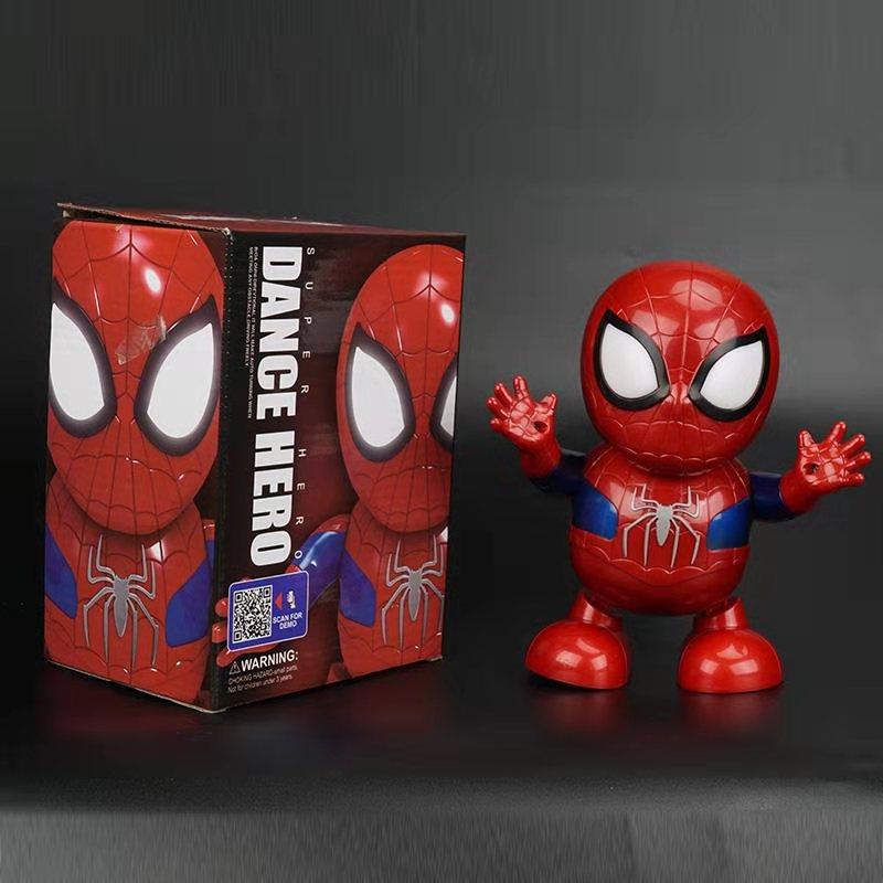 川劇變臉 雪寶 鋼鐵俠 會跳舞的機器人 發光蜘蛛人 蜘蛛人 美國隊長 大黃蜂 女鋼鐵人(小辣椒) 薩諾斯 4
