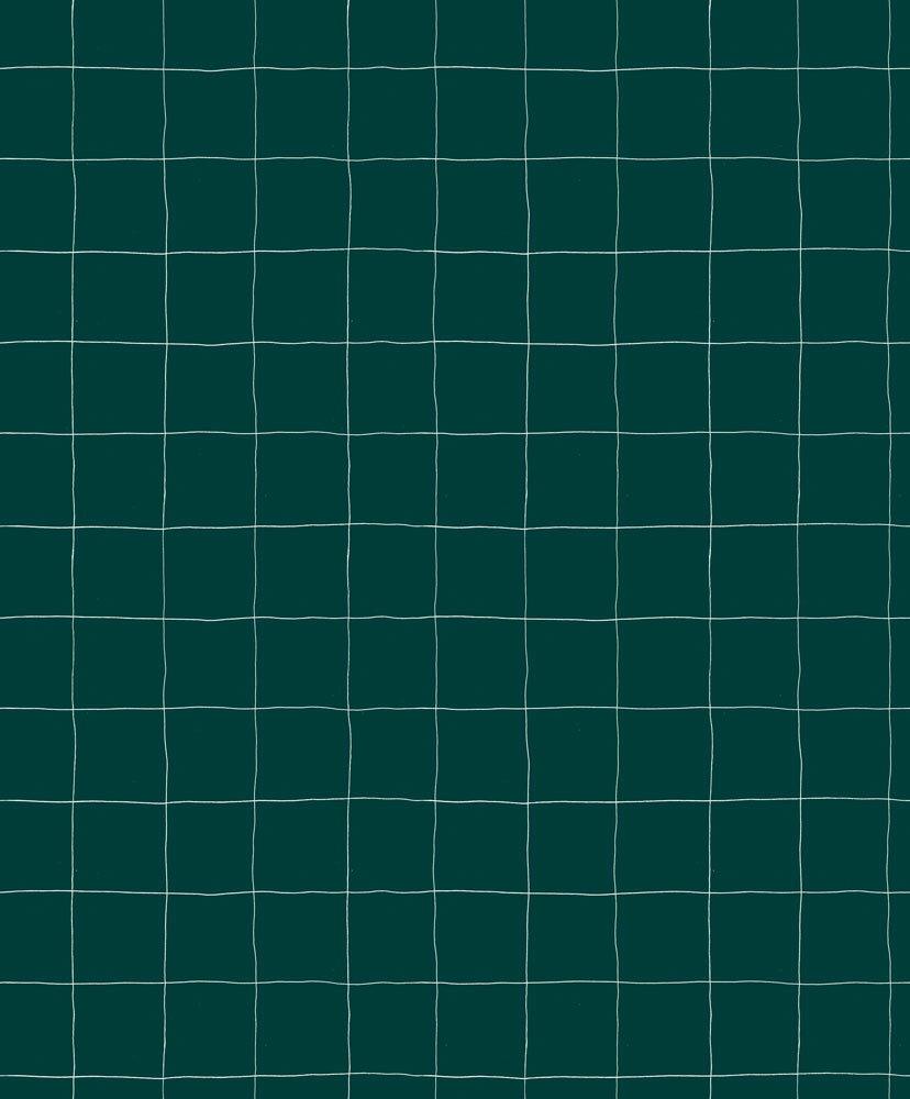 法國壁紙 格子紋圖案  3色可選  Season Paper x Heju合作壁紙 0