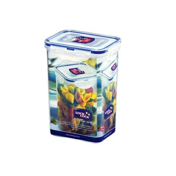 樂扣樂扣直立式保鮮盒1.3L麵條保鮮盒餅乾保存盒HPL809-大廚師