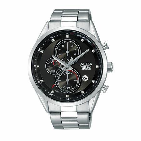 ALBAVD57-X106D(AM3463X1)時尚型男計時腕錶43mm