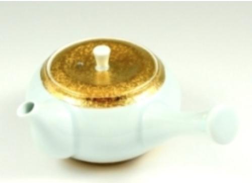 日本有田 有田燒 急須 金彩 組 400年歷史 日本直送 金彩光輝 值得您擁有 0