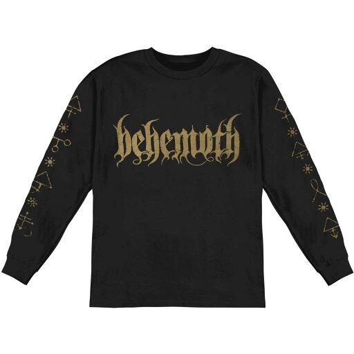 Behemoth Men's Demon Long Sleeve Long Sleeve X-Large Black d566c46eebfe7e4fdbb72b79472ad5c1