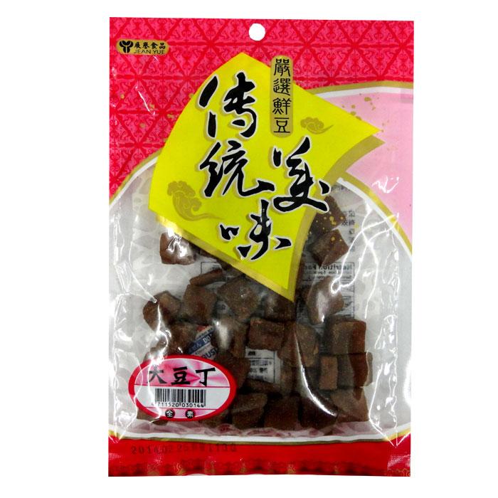 展譽食品 大豆丁豆干 100g【康鄰超市】