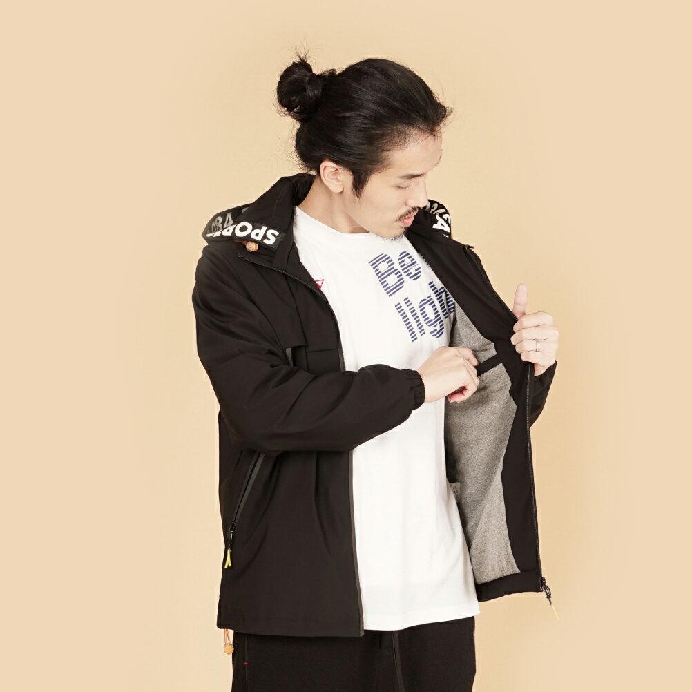 【FANTINO】外套(男)-黑 945341 4