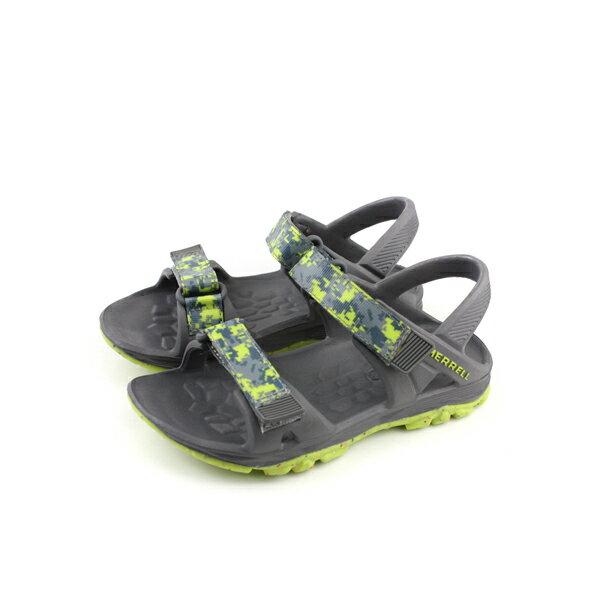 MERRELL 涼鞋 灰色 中童 no052 0