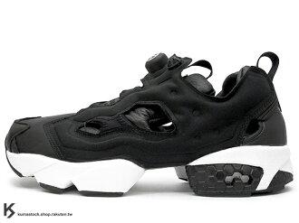 [女生尺寸] 2016 限量登場 裏原宿最強龐克骷髏 BOUNTY HUNTER x 美國紐澤西鞋舖 PACKER SHOES x 日本頂尖鞋舖 atmos x REEBOK INSTA PUMP F..