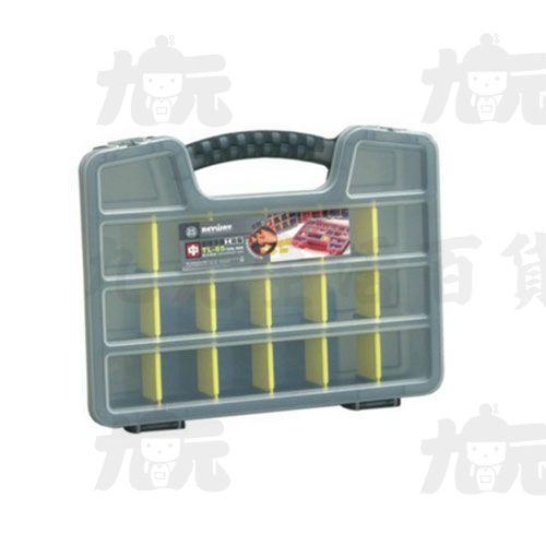 【九元生活百貨】聯府TL-85中哈佛手提工具箱置物收納TL85
