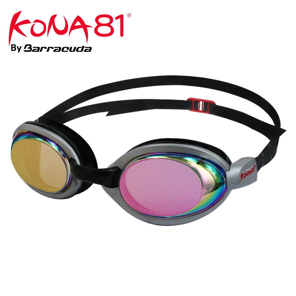 美國巴洛酷達Barracuda KONA81三鐵泳鏡K514【鐵人三項專用】 - 限時優惠好康折扣