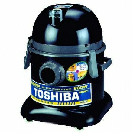 【東芝TOSHIBA】乾濕兩用吸塵器TVC-1015