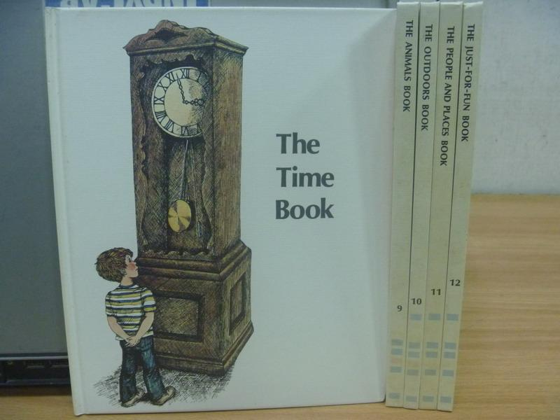 ~書寶 書T5/語言學習_YIJ~The Time book_The Animals bo