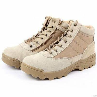 【低幫軍靴-真皮-1雙/組】低幫軍靴戰術靴511沙漠靴軍迷作戰靴-7670701