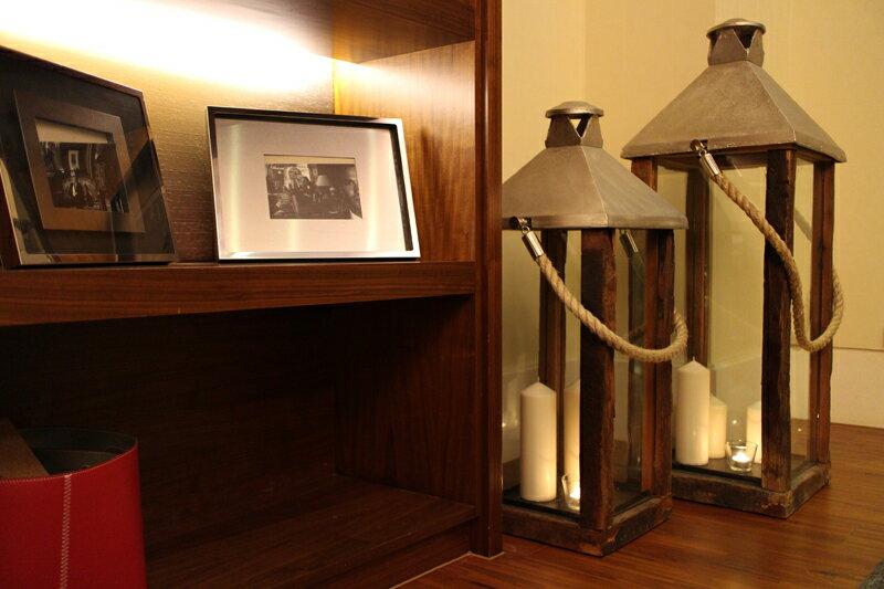 Upptäck Deco 騎士團提燈 - 全兩個尺寸【7OCEANS七海休閒傢俱】 3