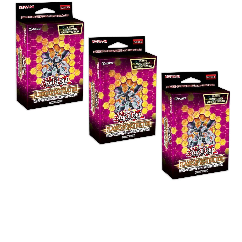 Yu-Gi-Oh! TCG: Flames of Destruction 3 Special Edition Decks 0