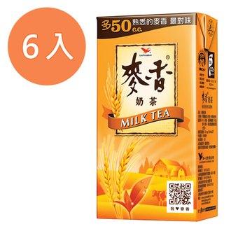 康鄰超市好康物廉網 統一 麥香奶茶 300ml (6入)/ 組