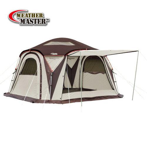 【露營趣】中和 附野餐墊露營燈 Coleman CM-2860J 氣候達人蜂巢式網屋 炊事帳 客廳帳