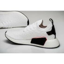 reputable site a4468 e33da Kumo shoes-Adidas Nmd R2 PK 白色 熊貓 雨滴 黑尾 編織 休閒 運動 BY3015