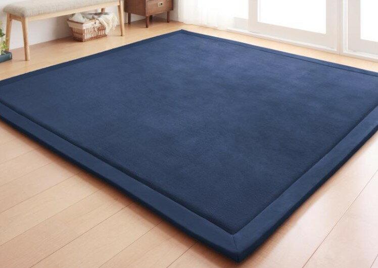 出口日本等級 日本原單 130*190CM 高級纖細珊瑚絨地毯 /  爬行墊 /  遊戲墊 /  榻榻米墊 /  運動墊 /  瑜珈墊 /  地墊 (如需其他尺寸也能訂做) 6