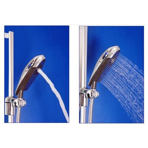 AKDY AKV62318 Aluminum Thermostatic Shower Panel W/ Massage Spout Spray 1