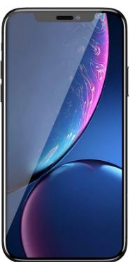 Benks iPhone XR V-Pro 抗藍光全覆蓋玻璃保護貼