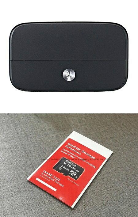原廠 LG HI-FI喇叭模組(LG G5專用)+SanDisk 200GB記憶卡/高音質喇叭/藍芽喇叭【馬尼行動通訊】
