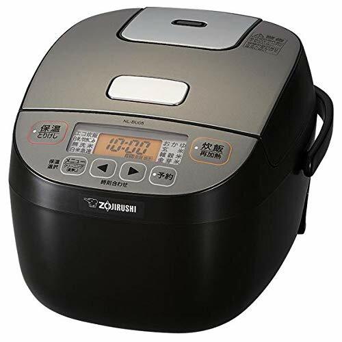 日本公司貨 2019新款 ZOJIRUSHI 象印 NL-BU05 BA 黑厚釜 高階 微電腦電子鍋 3人份 炊飯機 日本必買代購