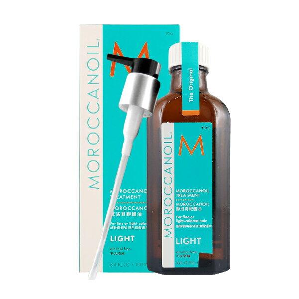 《樂天雙十一11 / 05 10:00開搶》MOROCCANOIL 摩洛哥優油 護髮油 一般型  /  輕優油100ml 2