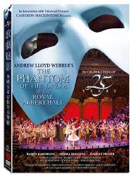 歌劇魅影舞台版 The Phantom of the Opera at the Royal Albert Hall (DVD)