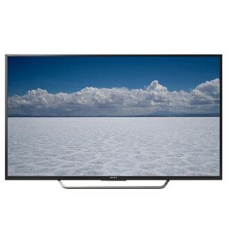 【SONY】55吋4K智慧型液晶電視 KD-55X7000D (含視訊盒)