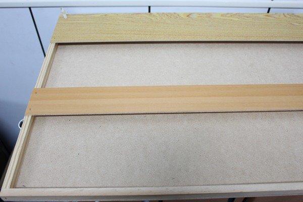 4開木製畫板 木質寫生畫板 / 一個入 { 定180 }  鐵人立體畫板 畫圖板 60cm x 45cm 3