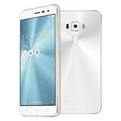 【純米小舖】ASUS ZenFone 3 ZE552KL (4G/64G) 5.5吋八核心智慧手機-月光白